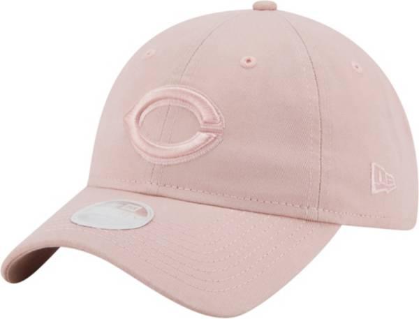 New Era Women's Cincinnati Reds Pink Core Classic 9Twenty Adjustable Hat product image