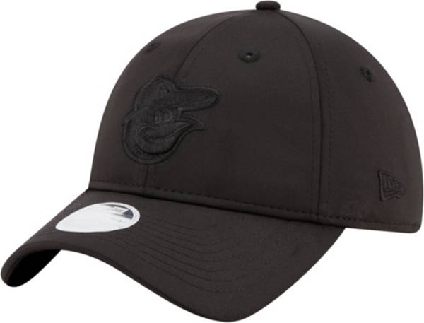 New Era Women's Baltimore Orioles 9Twenty Black Sharp Adjustable Hat product image