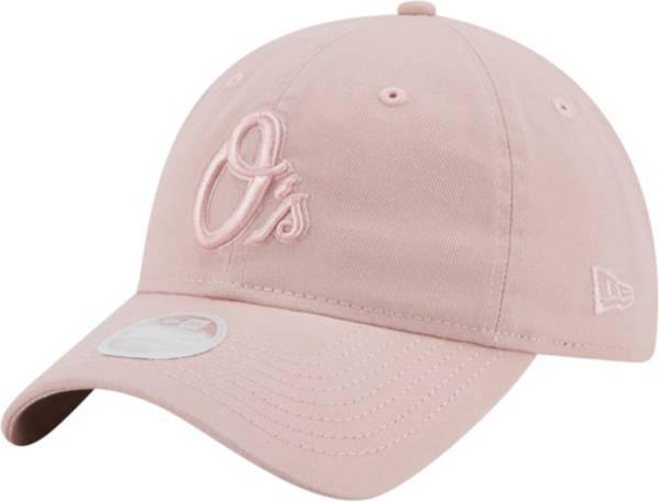 New Era Women's Baltimore Orioles Pink Core Classic 9Twenty Adjustable Hat product image