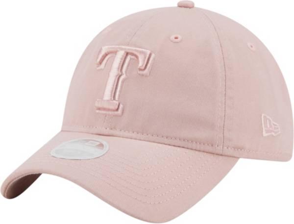 New Era Women's Texas Rangers Pink Core Classic 9Twenty Adjustable Hat product image
