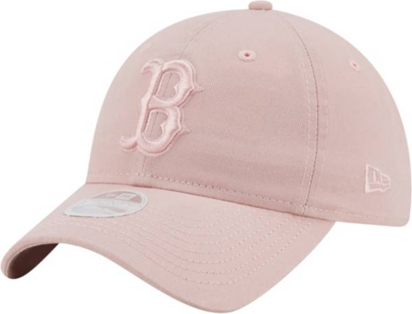 New Era Women's Boston Red Sox Pink Core Classic 9Twenty Adjustable Hat product image