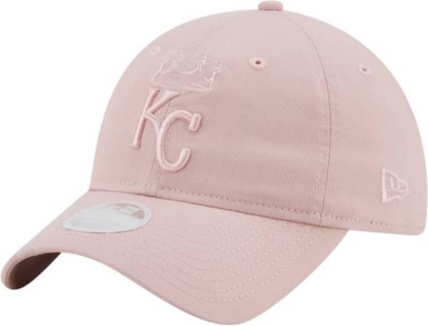 New Era Women's Kansas City Royals Pink Core Classic 9Twenty Adjustable Hat product image