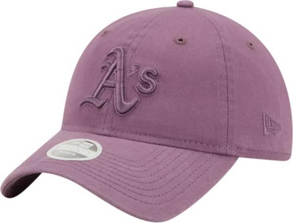 New Era Women's Oakland Athletics Purple Core Classic 9Twenty Adjustable Hat product image