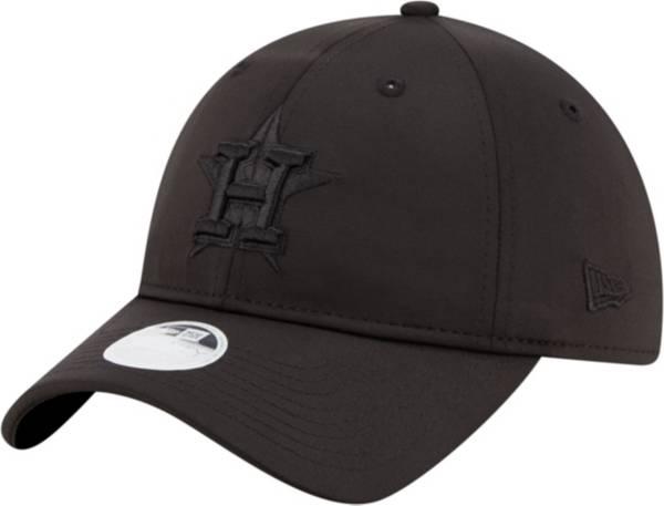New Era Women's Houston Astros 9Twenty Black Sharp Adjustable Hat product image