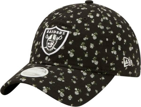 New Era Women's Las Vegas Raiders Floral 9Twenty Adjustable Hat product image