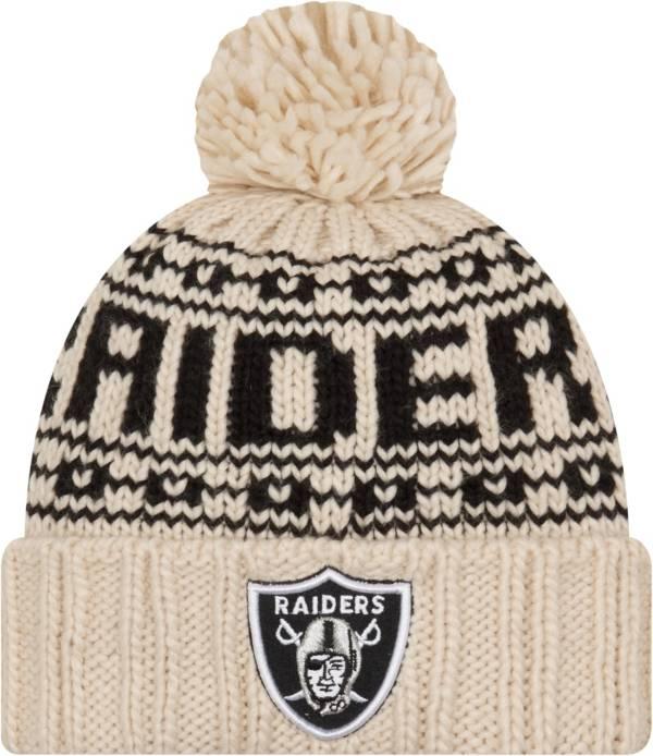New Era Women's Las Vegas Raiders Sideline Sport Knit product image