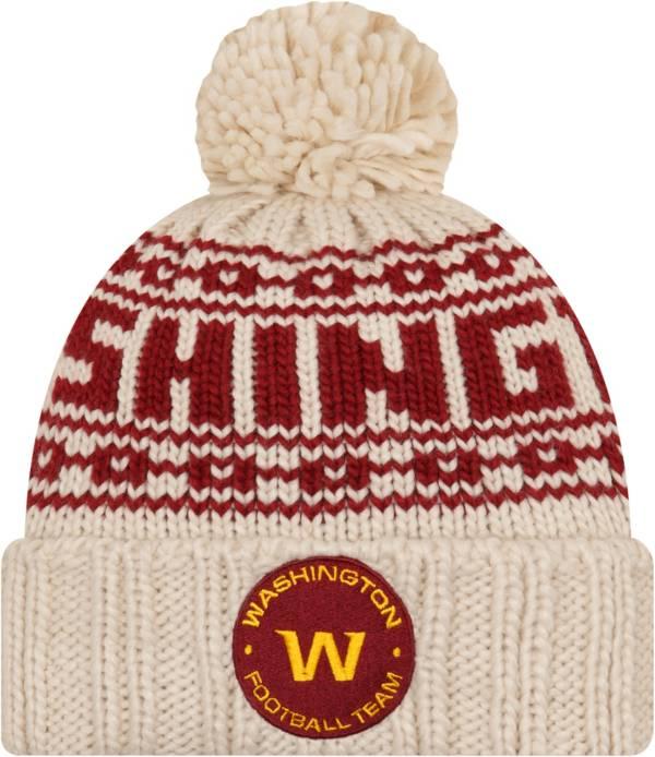New Era Women's Washington Football Team Sideline Sport Knit product image
