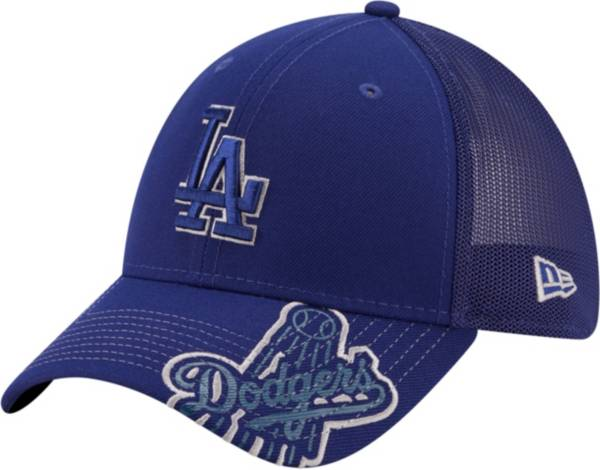 New Era Youth Los Angeles Dodgers Blue 39Thirty Stretch Fit Hat product image