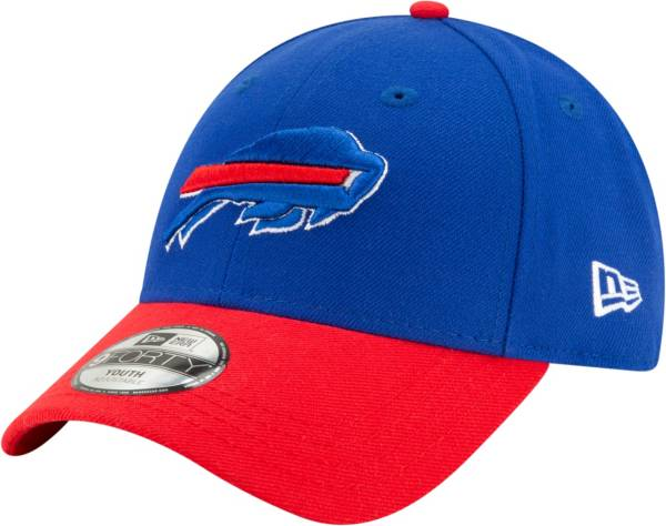 New Era Youth Buffalo Bills Blue 9Forty League Adjustable Hat product image