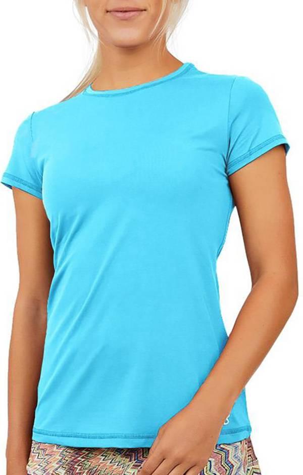 Sofibella Women's UV Colors Short Sleeve Shirt product image