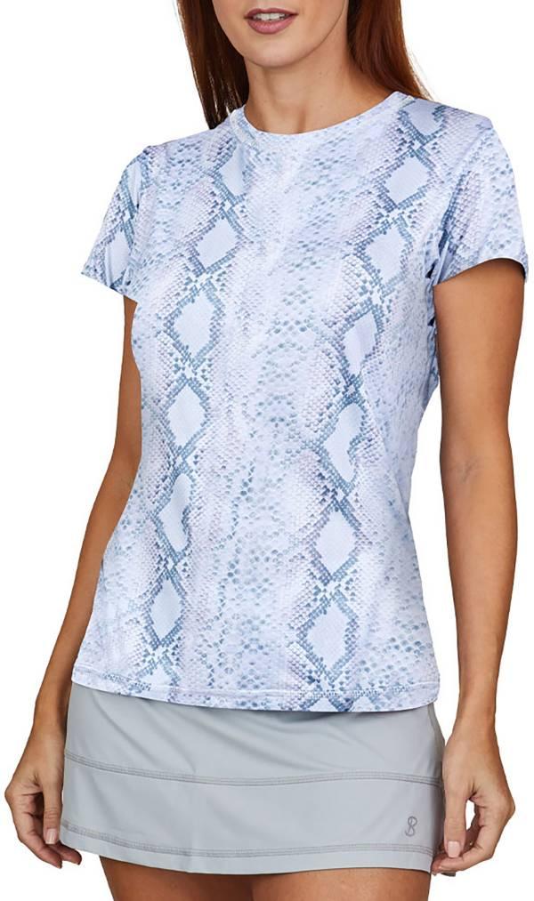 Sofibella Women's UV Feather Short Sleeve Shirt product image