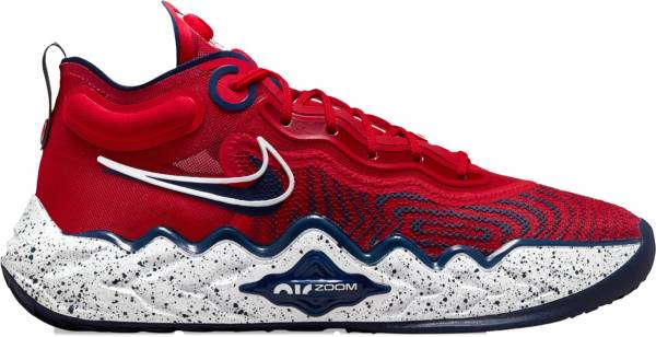 Nike Air Zoom G.T. Run Basketball Shoes product image