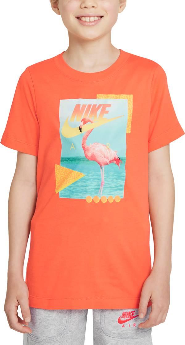 Nike Boys' Sportswear Beach Flamingo Photo T-Shirt product image