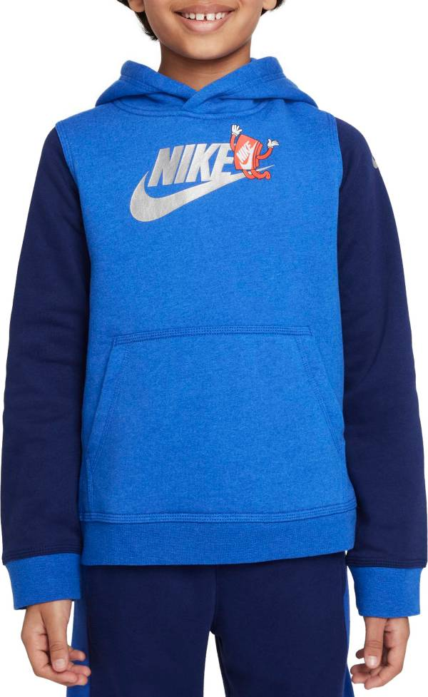 Nike Boys' Sportswear Club Shoe Box Pullover Hoodie product image