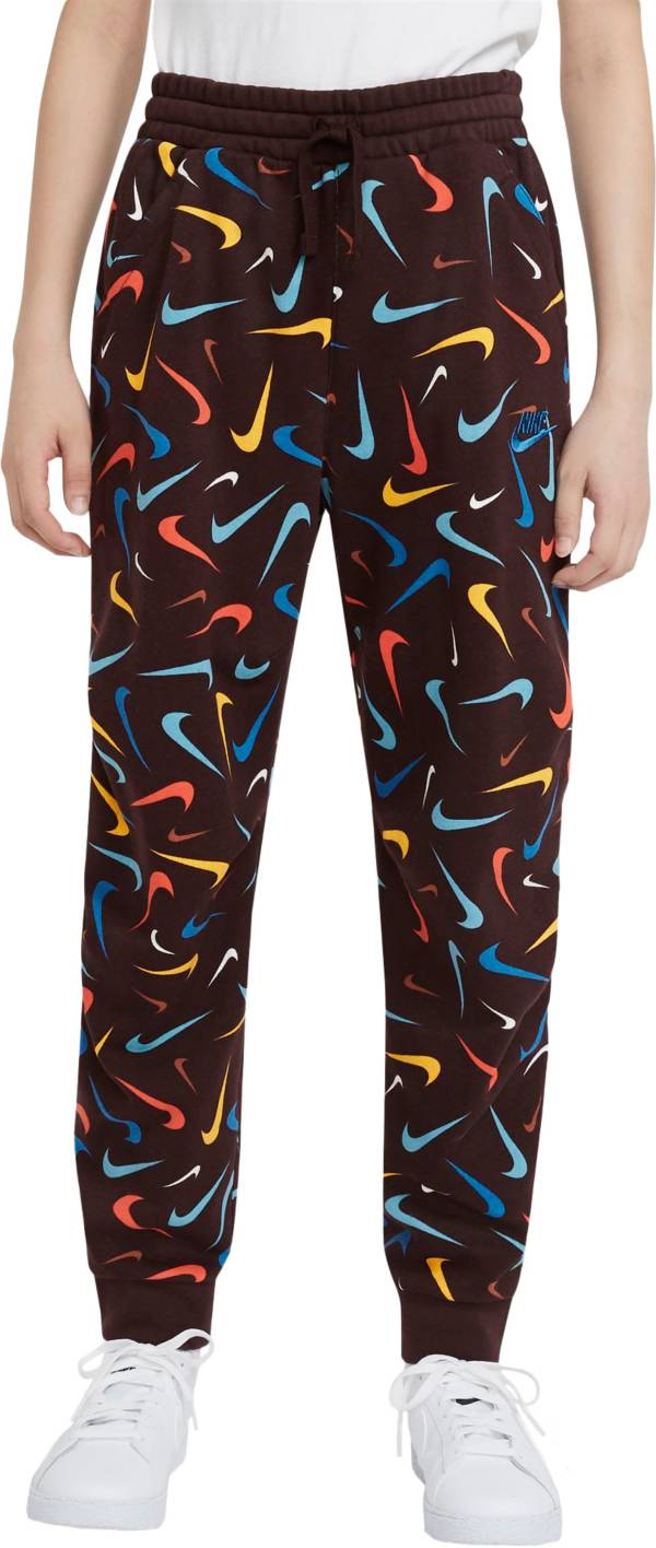 Nike Boys' Sportswear Club French Terry Printed Joggers product image
