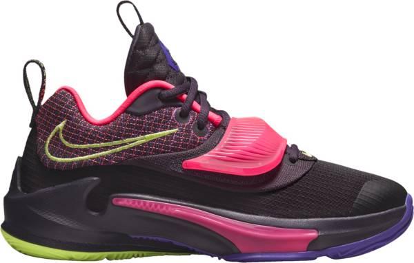 Nike Kids' Grade School Zoom Freak 3 Basketball Shoes product image