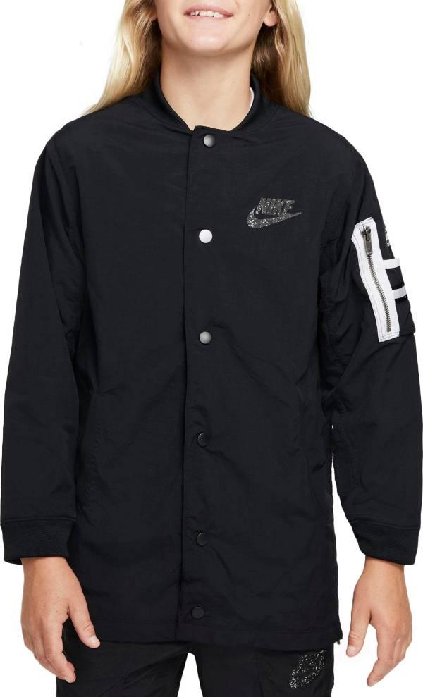 Nike Youth Sportswear KP Utility Bomber Jacket product image