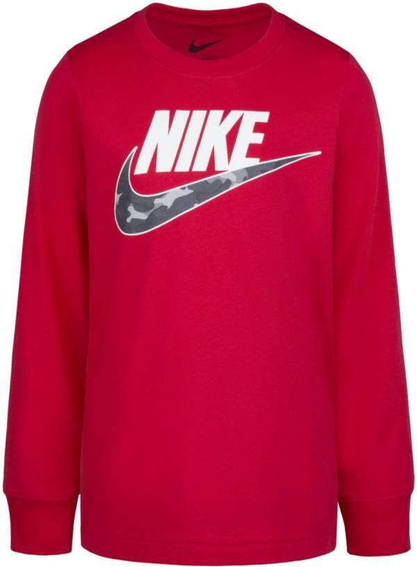Nike Little Boys' Futura Camo Long Sleeve Shirt product image