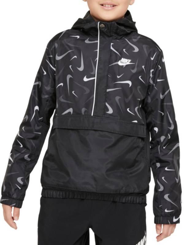 Nike Boys' Sportswear Woven Printed Anorak Jacket product image