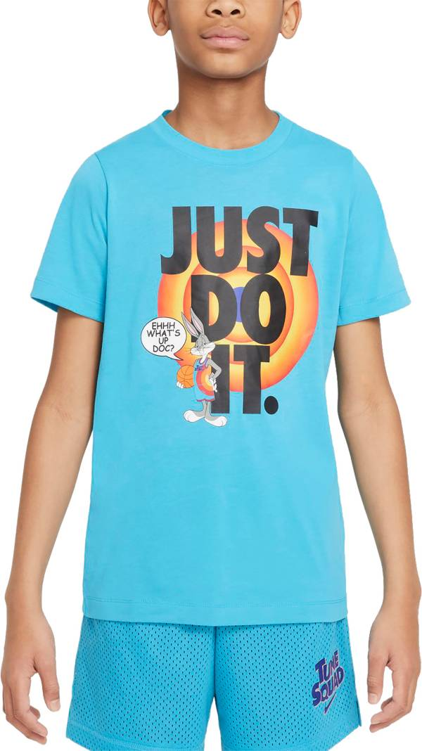 Nike x Boys' Dri-FIT Space Jam 2 Graphic Basketball T-Shirt product image