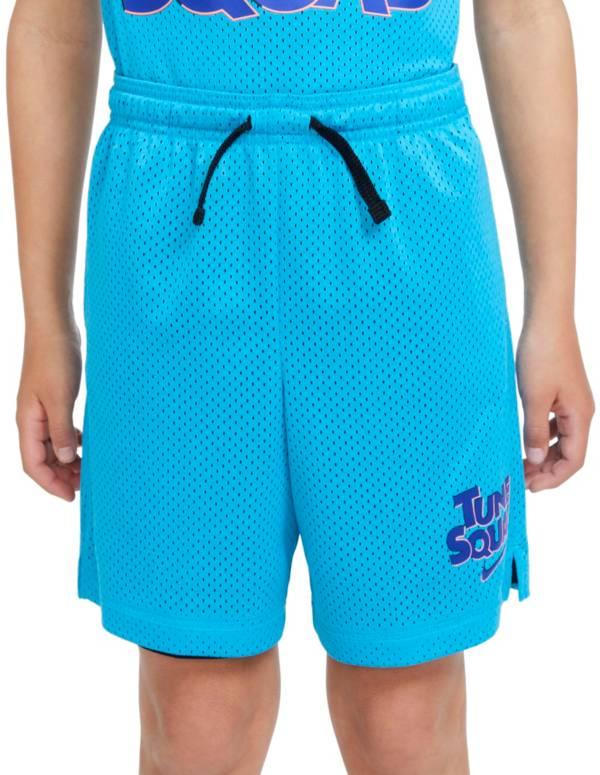 Nike x Boys' Dri-FIT Space Jam 2 DNA Reversible Basketball Shorts product image