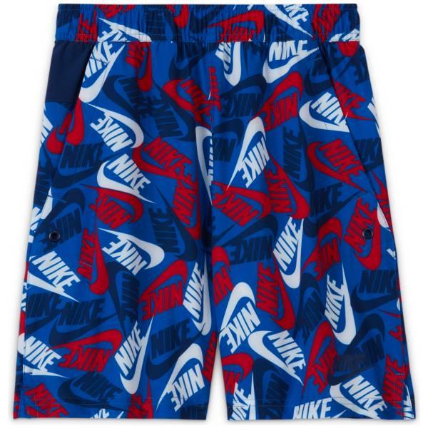 Nike Boys' Sportswear Printed Woven Shorts product image