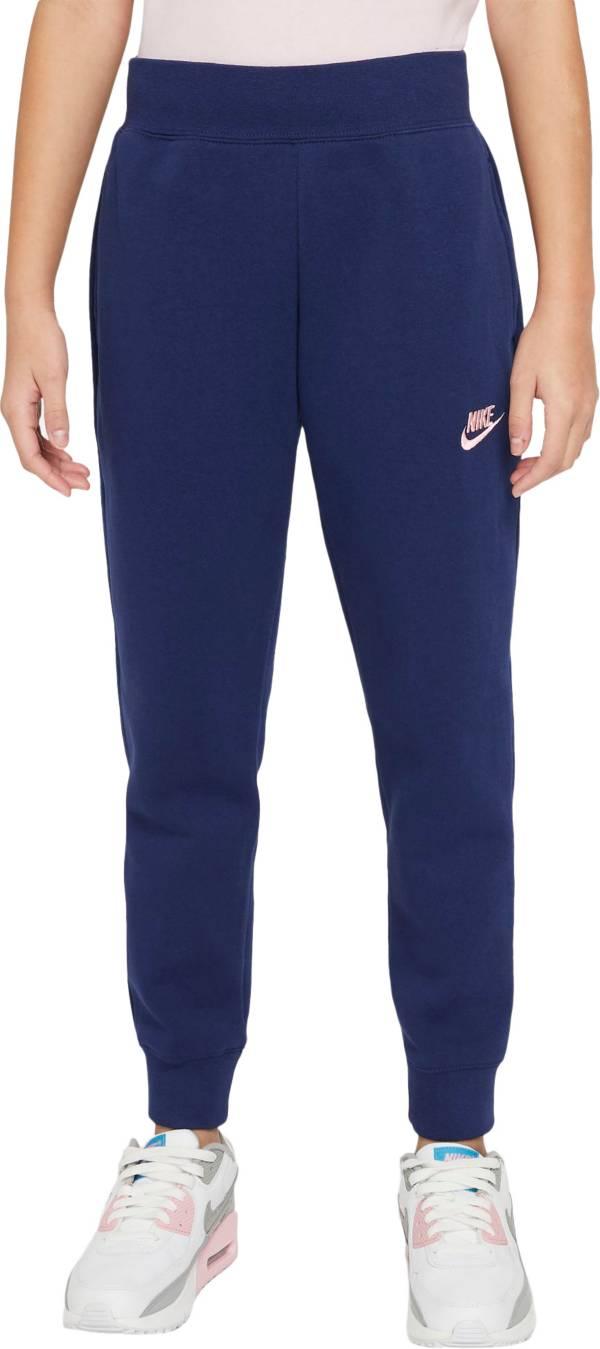 Nike Girls' Sportswear Club Fleece Pants product image