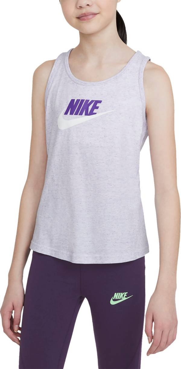 Nike Girls' Sportswear Jersey Tank Top product image
