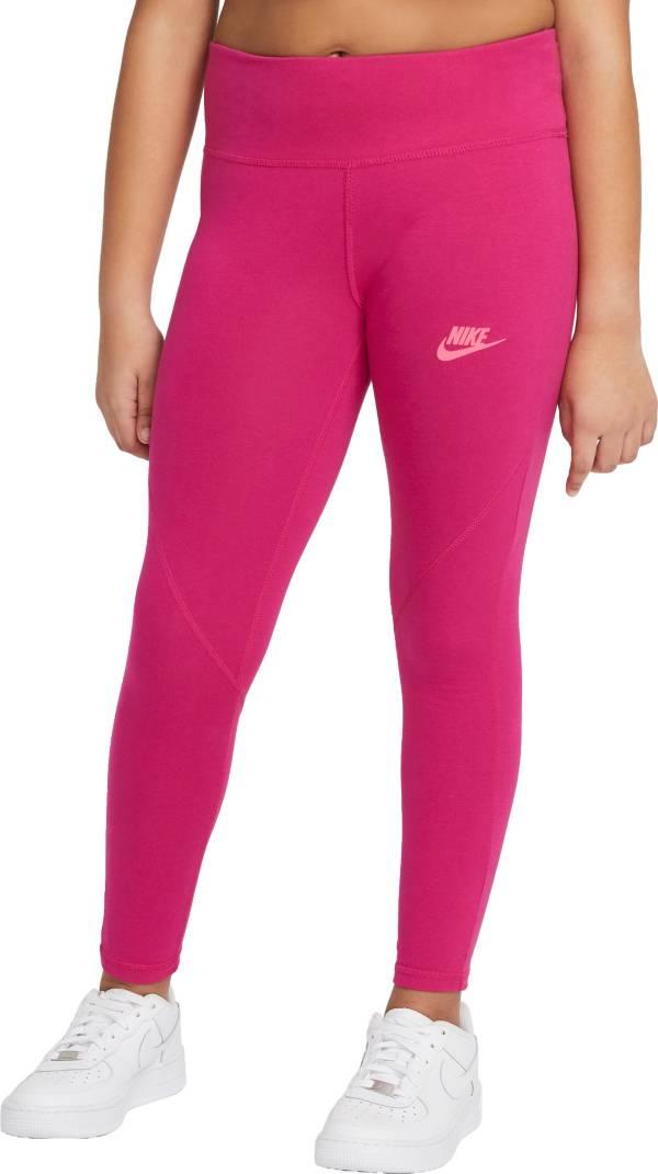 Nike Girls' Sportswear Favorites Leggings product image
