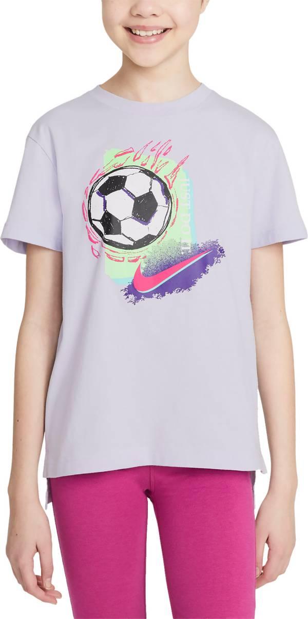 Nike Girls' Sportswear Soccer T-Shirt product image