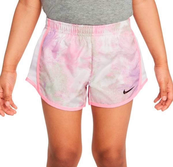 Nike Little Girls' Dri-FIT Sky Dye Tempo Shorts product image