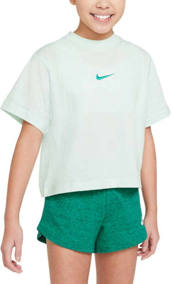 Nike Girls' Sportswear Essential Boxy T-Shirt product image