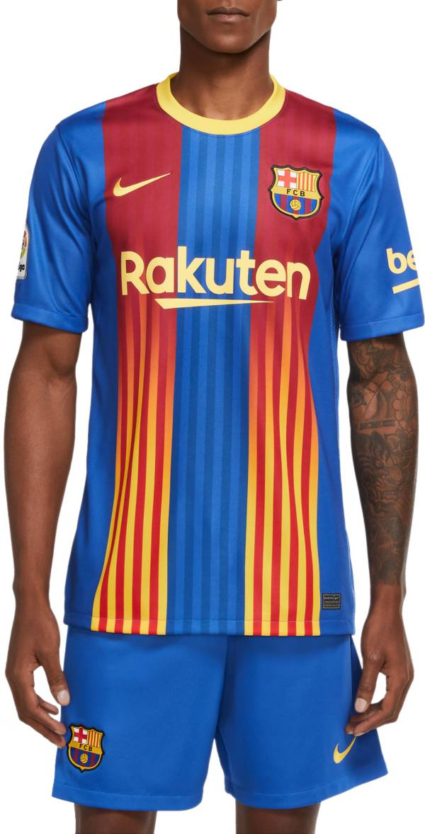 Nike Men's FC Barcelona '20 Breathe Stadium Fourth Replica Jersey product image