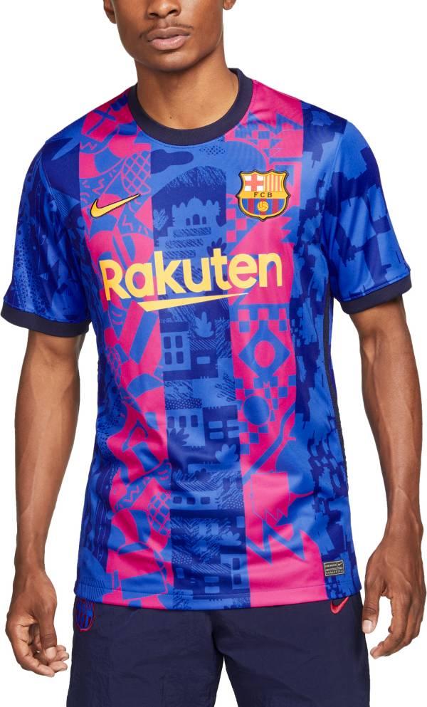 Nike Men's FC Barcelona '21 Breathe Stadium Third Replica Jersey product image