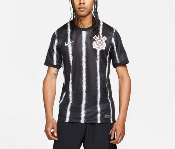 Nike Men's Corinthians '20-'21 Breathe Stadium Away Replica Jersey product image