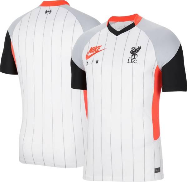 Nike Men's Liverpool '21 Breathe Stadium Air Max Replica Shirt product image