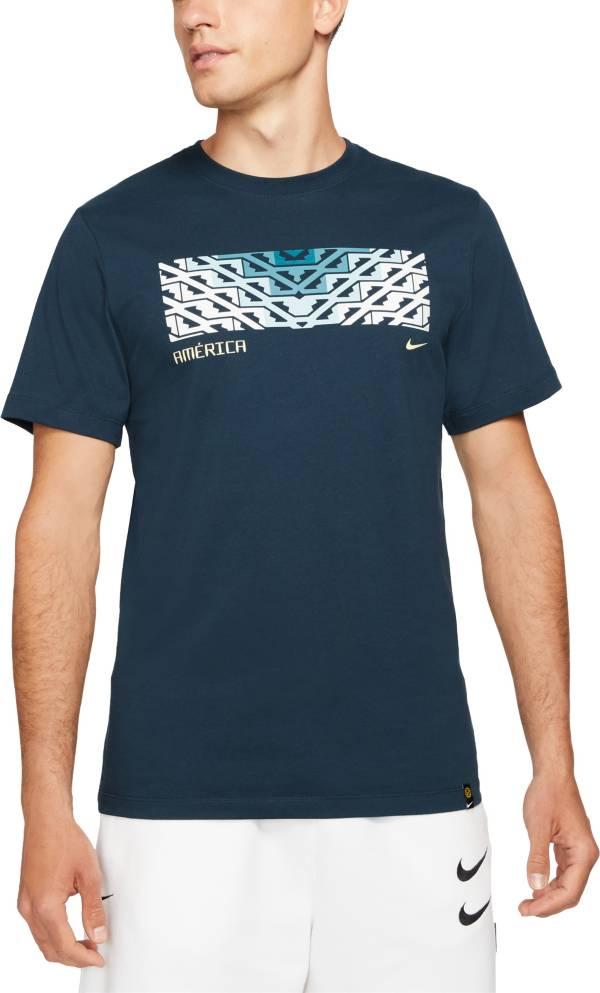 Nike Men's Club America Voice Navy T-Shirt product image
