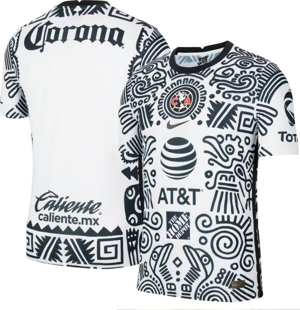 Nike Men's Club America '21 Vapor Authentic Match Third Jersey product image