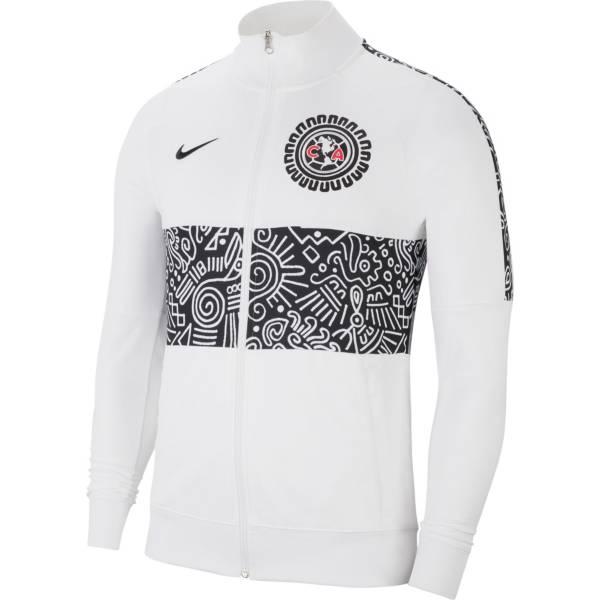 Nike Men's Club America Anthem White Jacket product image