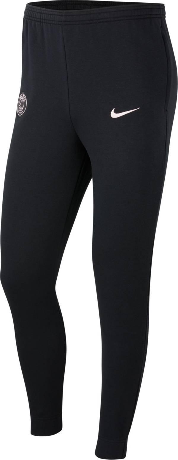 Nike Men's Paris Saint-Germain Black GFA Pants product image