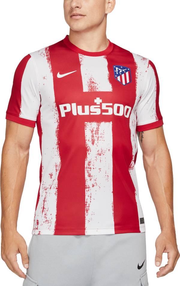 Nike Men's Atletico Madrid '21-'22 Breathe Stadium Home Replica Jersey product image