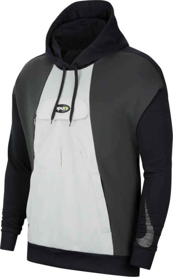 Nike Men's Tottenham Hotspur Air Max Grey Pullover Hoodie product image