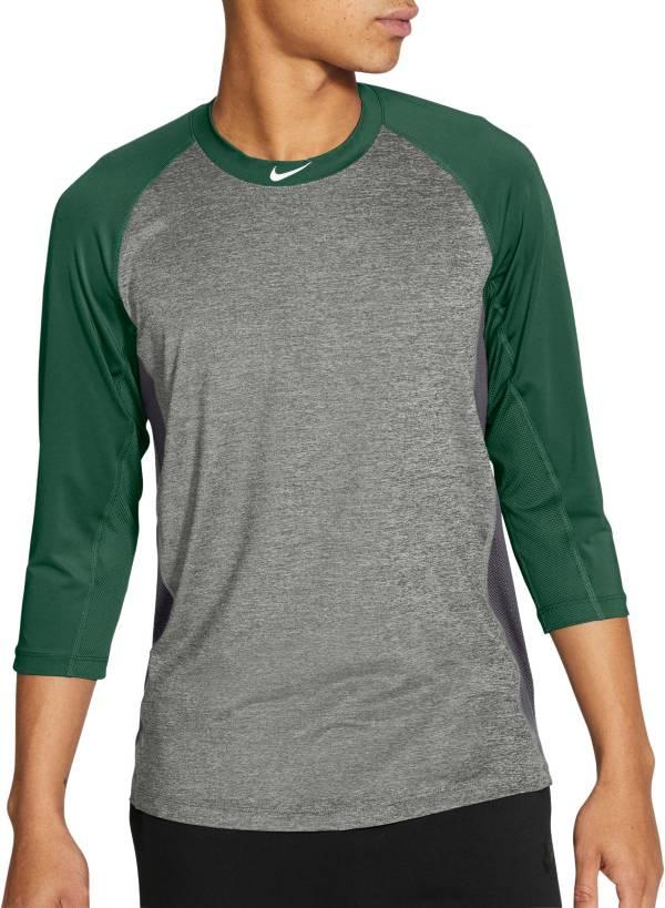 Nike Men's Pro 3/4 Sleeve Baseball Top product image