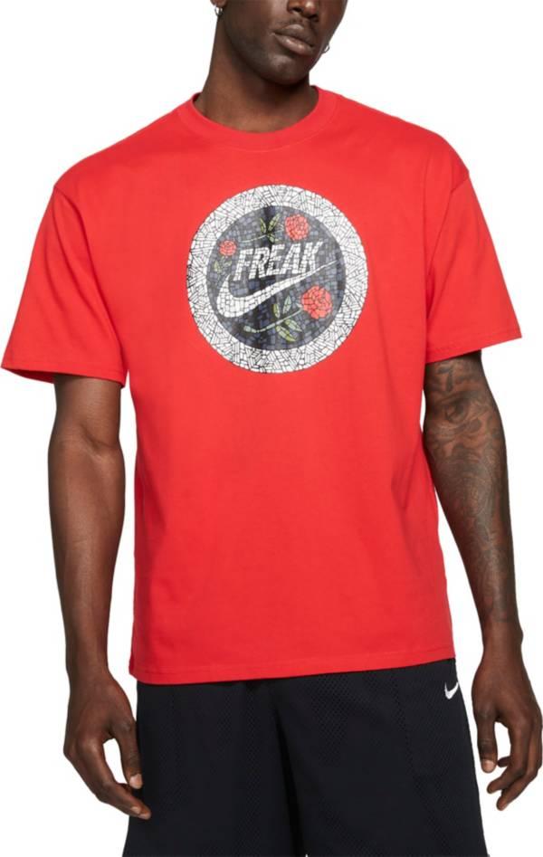 Nike Men's Giannis Swoosh Freak Basketball T-Shirt product image