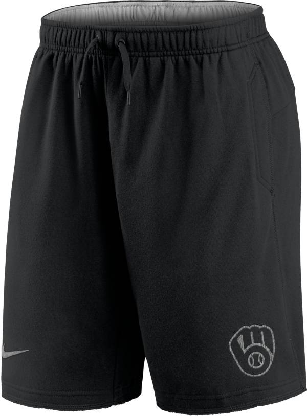 Nike Men's Milwaukee Brewers Authentic Collection Flux Training Short product image