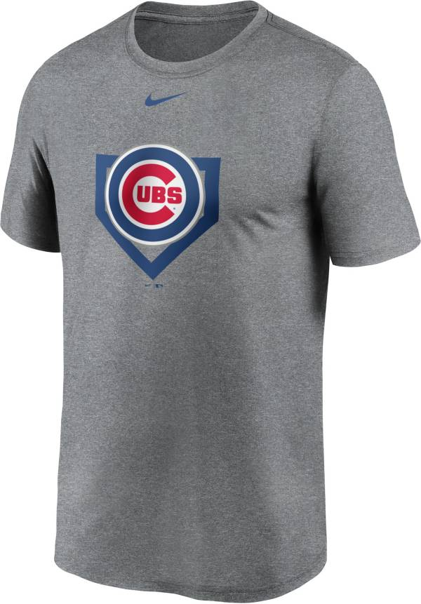 Nike Men's Chicago Cubs Grey Icon T-Shirt product image