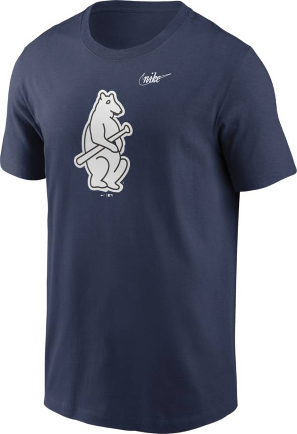 Nike Men's Chicago Cubs Cooperstown Logo T-Shirt product image