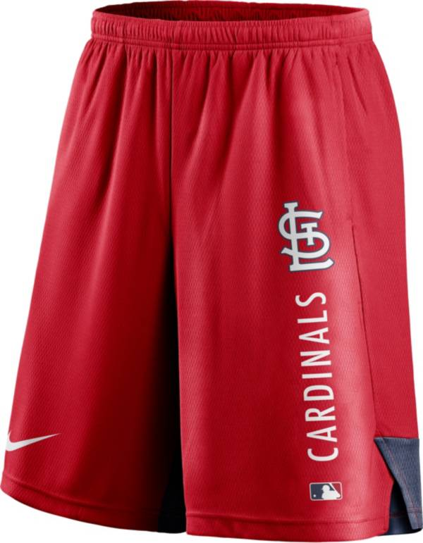 Nike Men's St. Louis Cardinals Red Authentic Collection Training Short product image