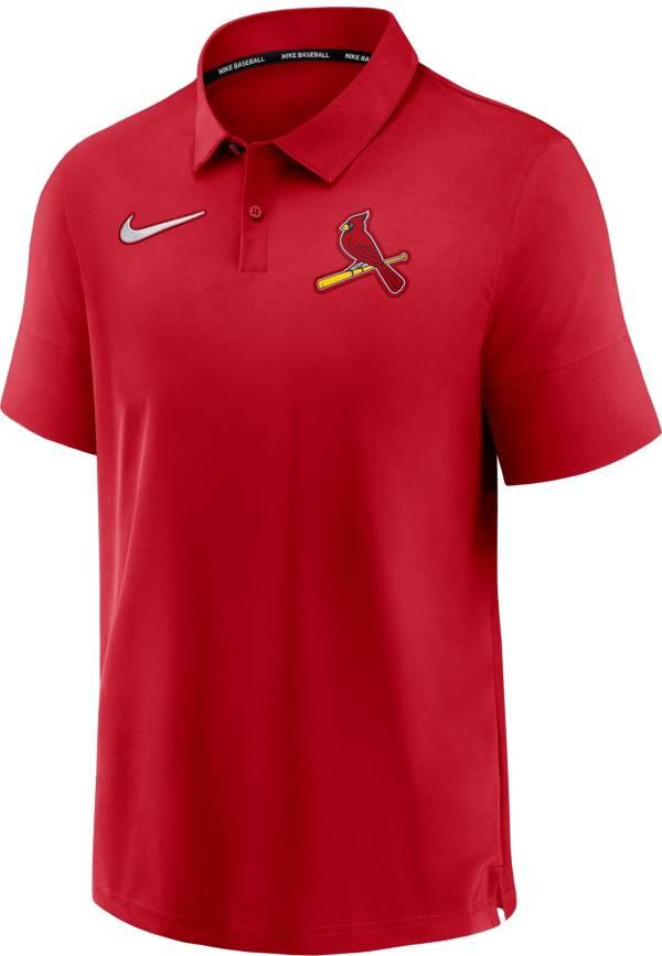 Nike Men's St. Louis Cardinals Flux Polo product image