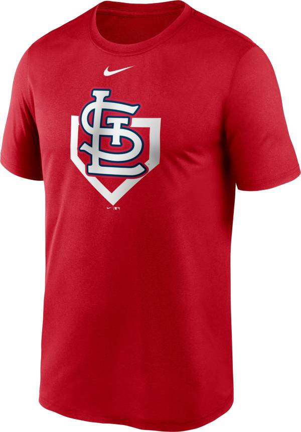 Nike Men's St. Louis Cardinals Red Icon T-Shirt product image